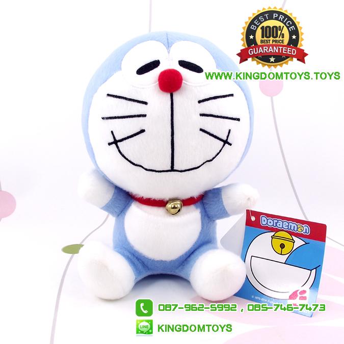ตุ๊กตา โดเรม่อน หลับตาสีฟ้า Doraemon 7 นิ้ว [Fujiko Pro]