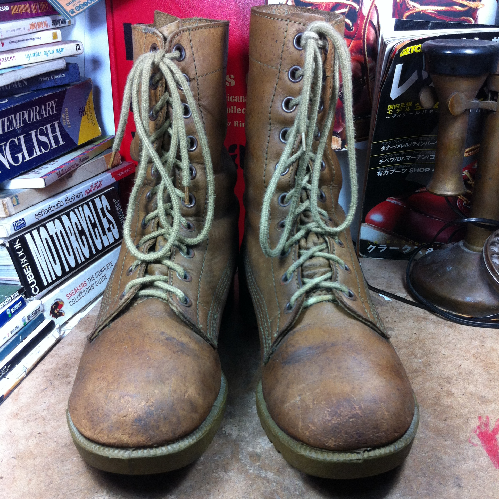 Vintage in USA boot BOOT size 9
