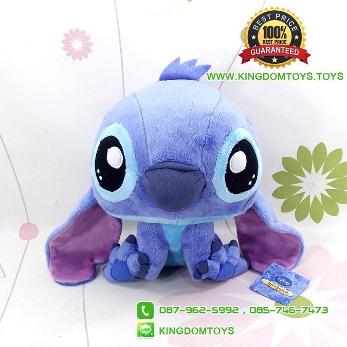 ตุ๊กตาคิวตี้สติ๊ช Cutie Stitch 10 นิ้ว [L] [Disney Stitch]