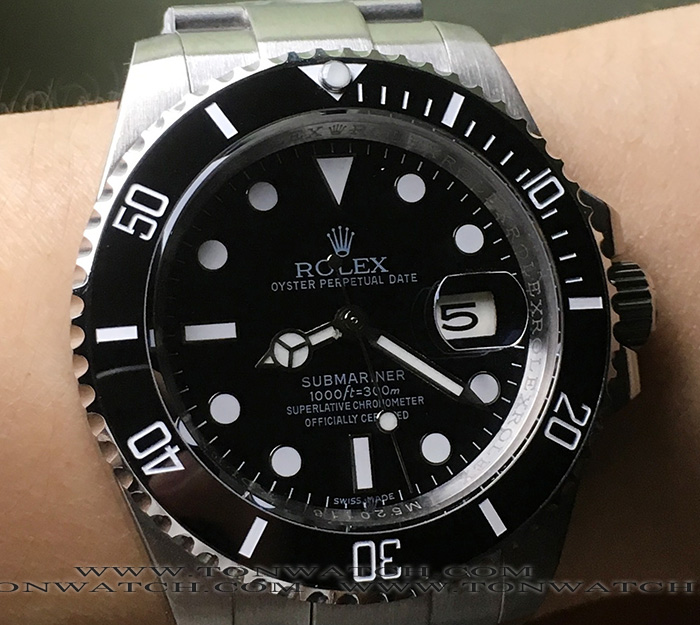 SUBMARINER CERAMIC