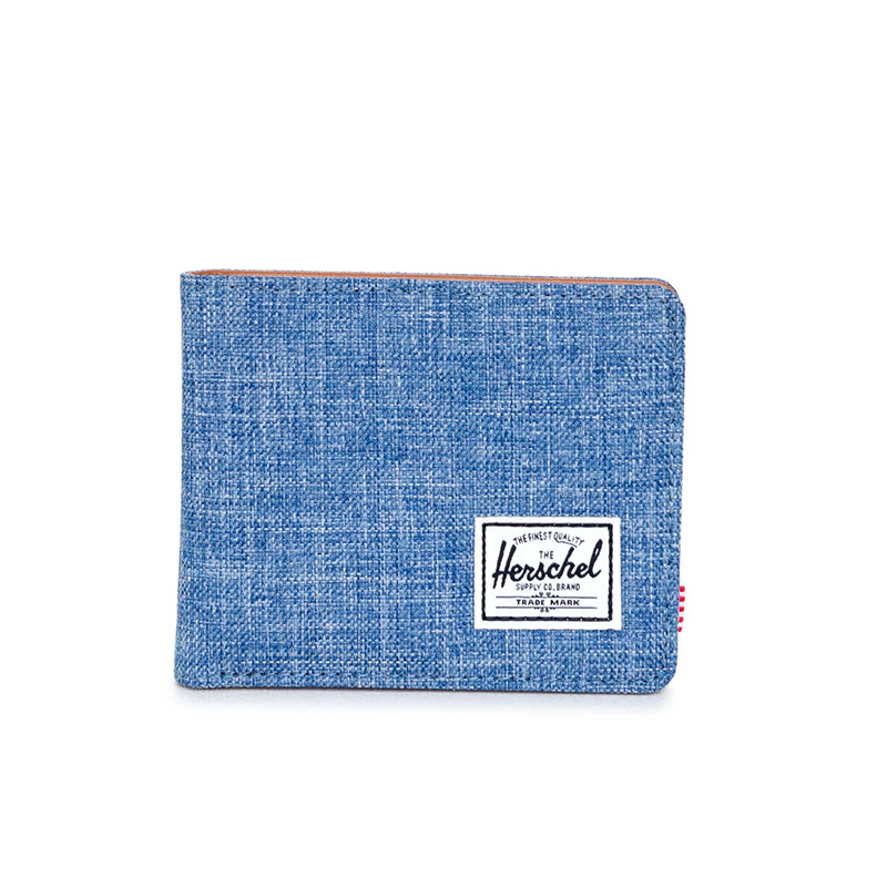 Herschel Hank Wallet - Limoges Crosshatch