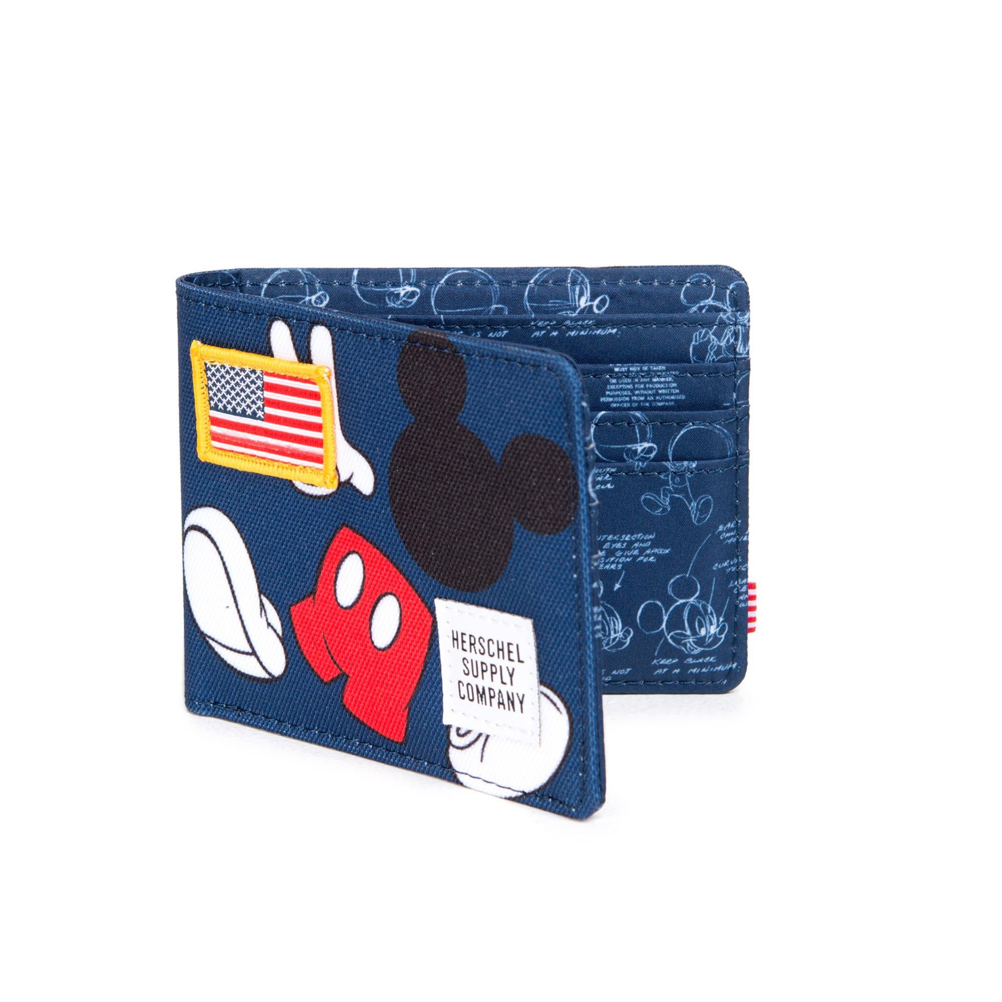 Herschel Roy Wallet | Disney - Navy