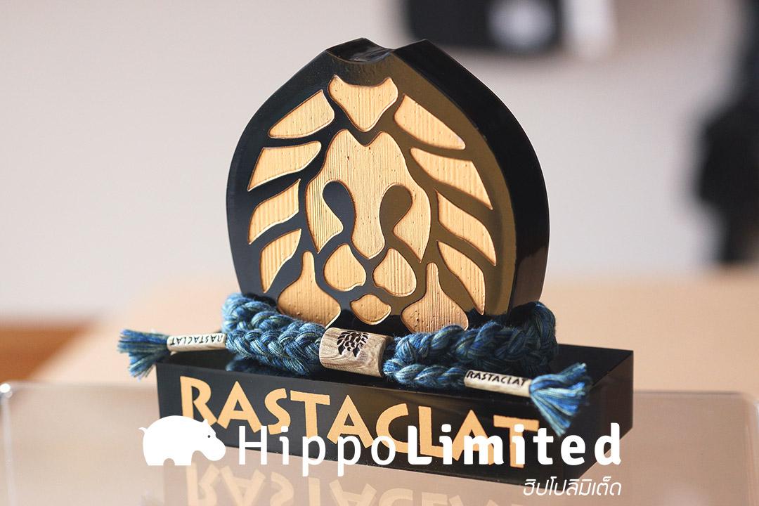 สายรัดข้อมือ Rastaclat Classic - Pleiades