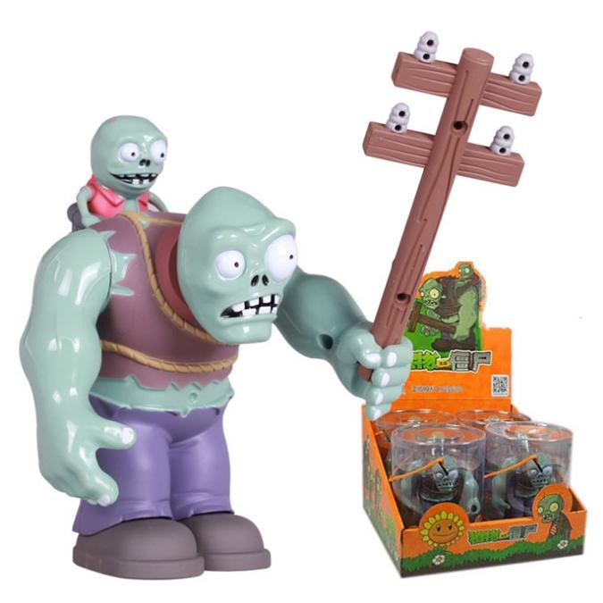 ซอมบี้ยักษ์+ลูกน้อย [Plants vs. Zombie]