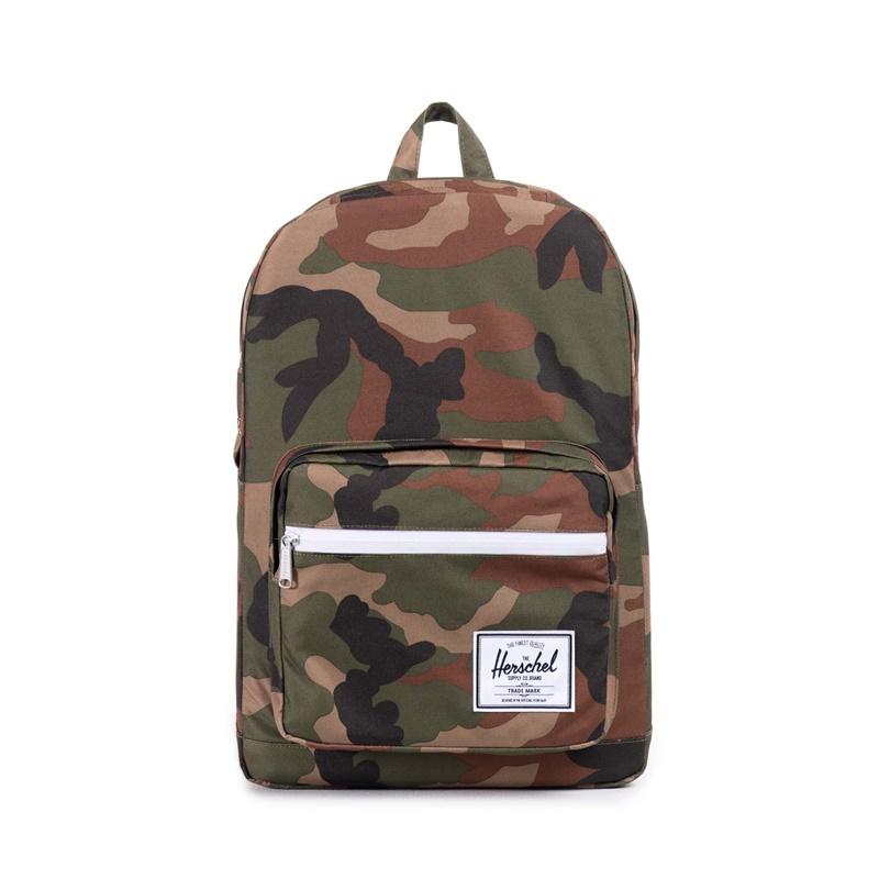 Herschel Pop Quiz Backpack - Woodland Camo