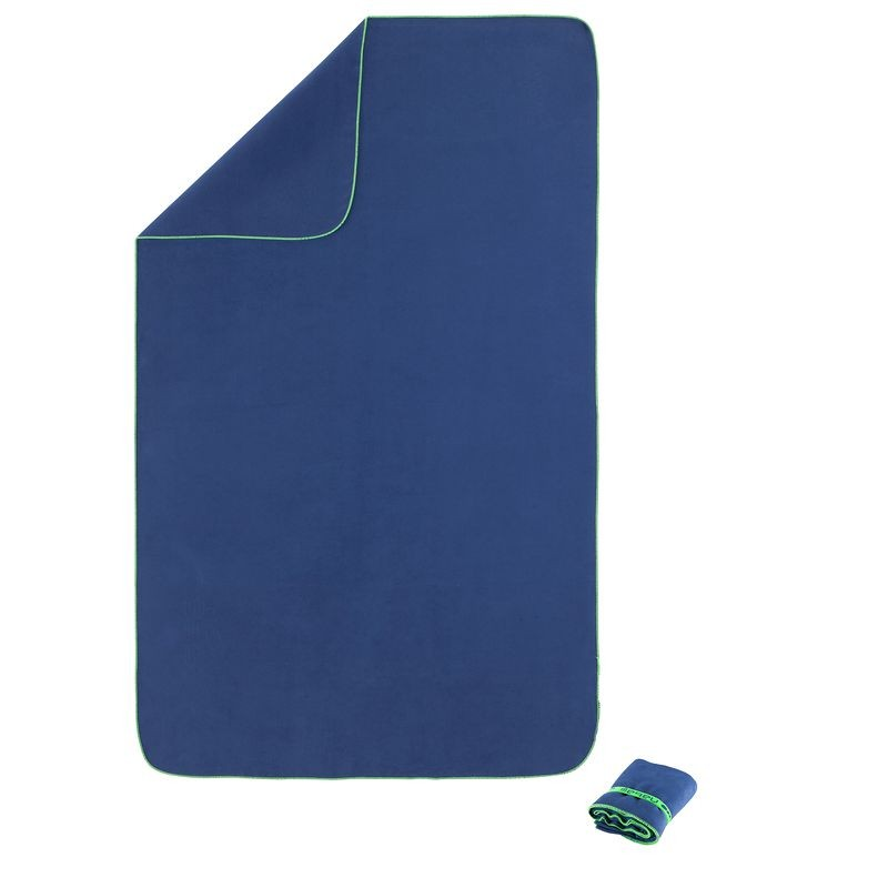 Nabaiji | Microfiber Travel Towel size L (Dark Blue)