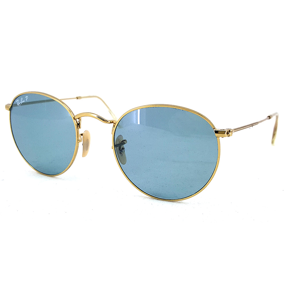 RayBan Round Metal RB3447 001/3R (50mm)