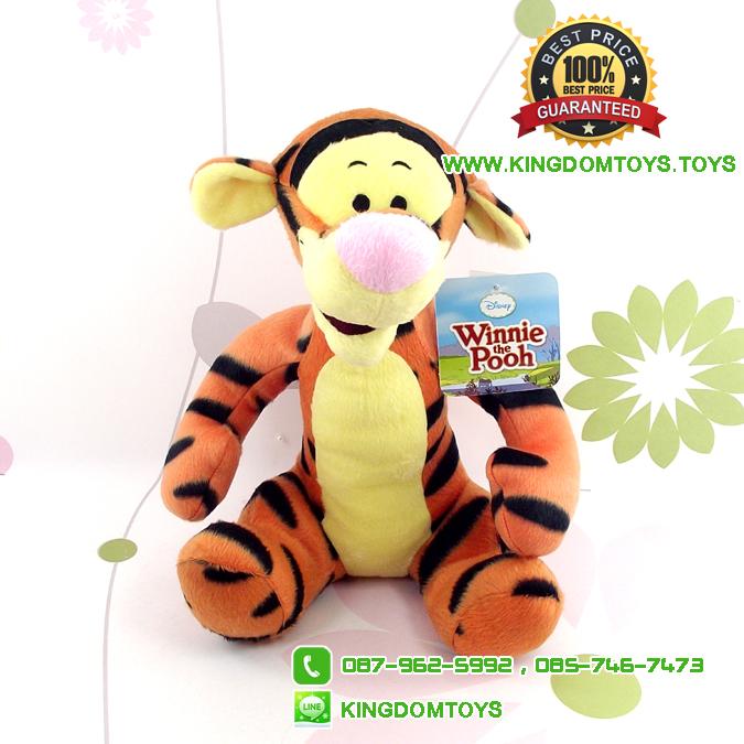 ตุ๊กตาทิกเกอร์ Tigger Standard 10 นิ้ว [Disney]