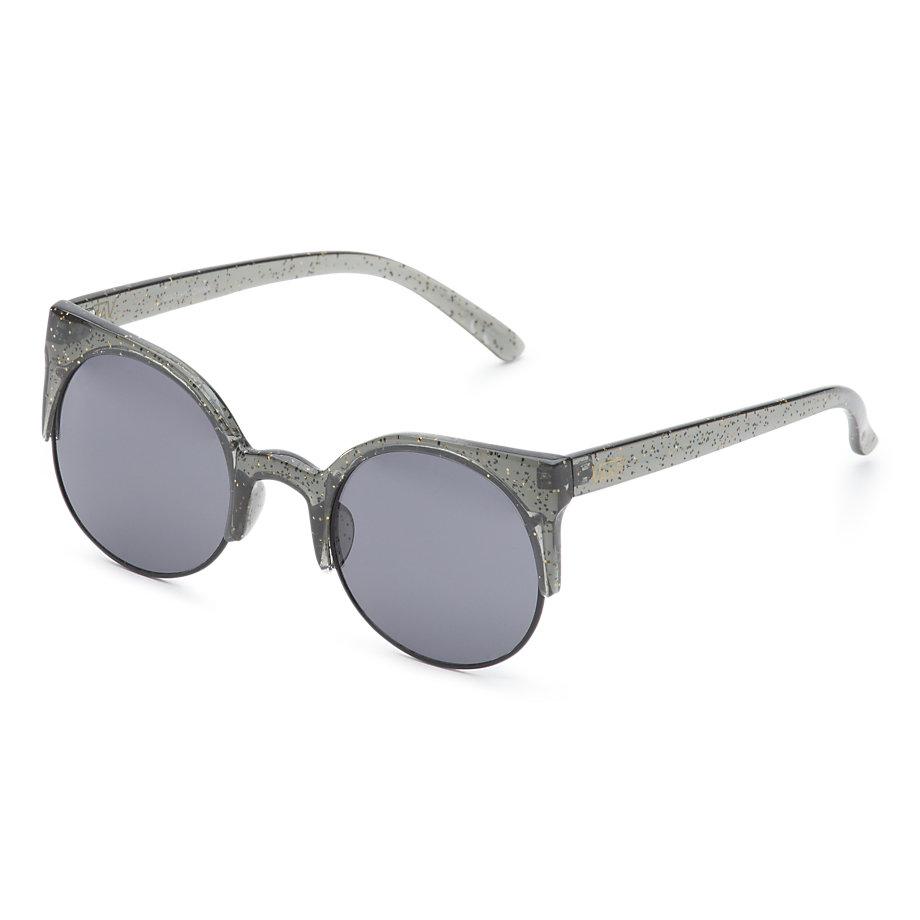Vans Halls & Woods Sunglasses - Black / Gold