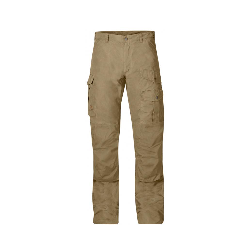 Fjällräven - กางเกงเดินป่าเดินเขารุ่น Barents Pro Trousers - Sand