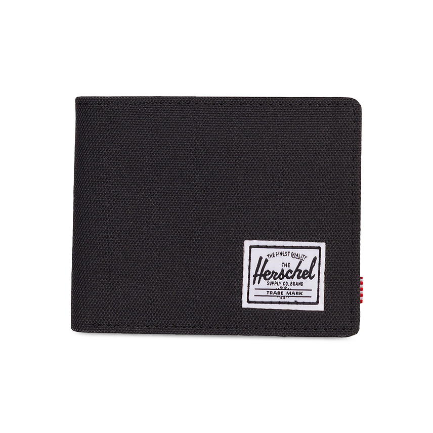 Herschel Roy Wallet | Coin - Black / RFID