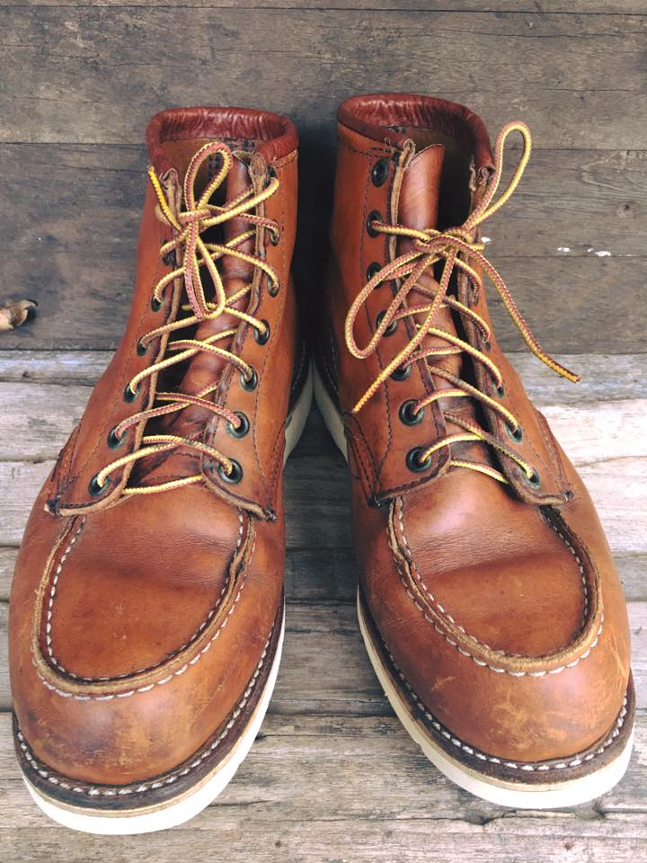 Red wing 875 size 8.5E