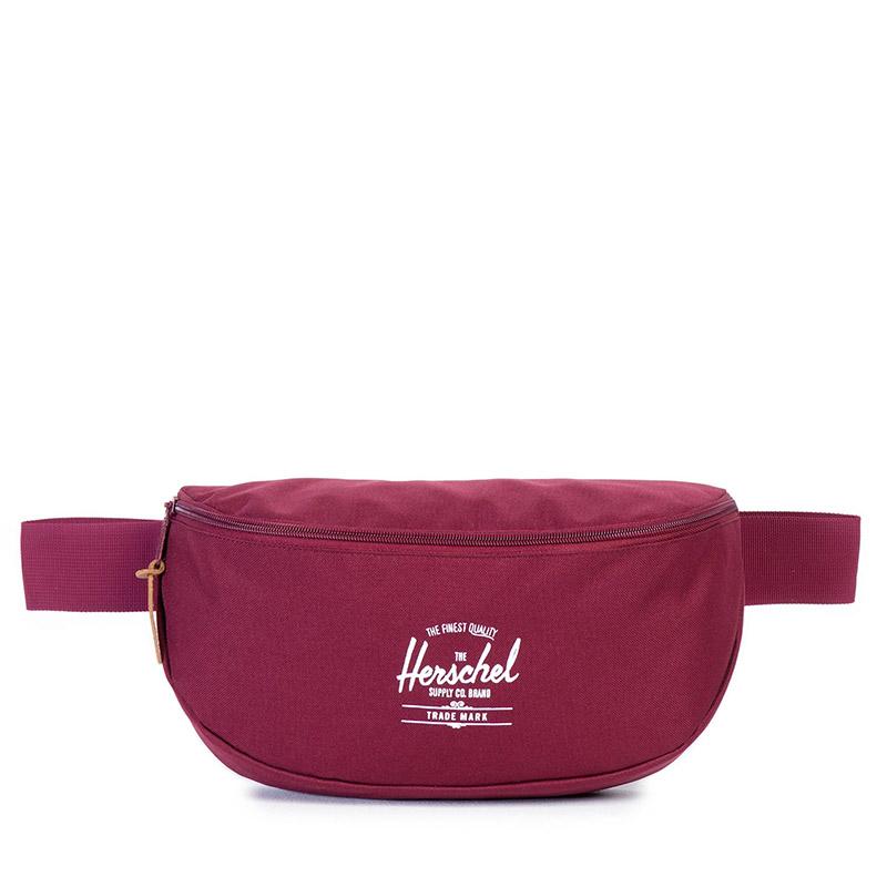 Herschel Sixteen Hip Pack - Windsor Wine