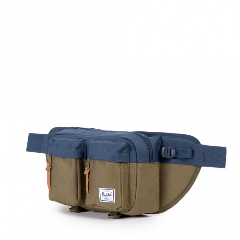 Herschel Eighteen Hip Pack - Army/Navy