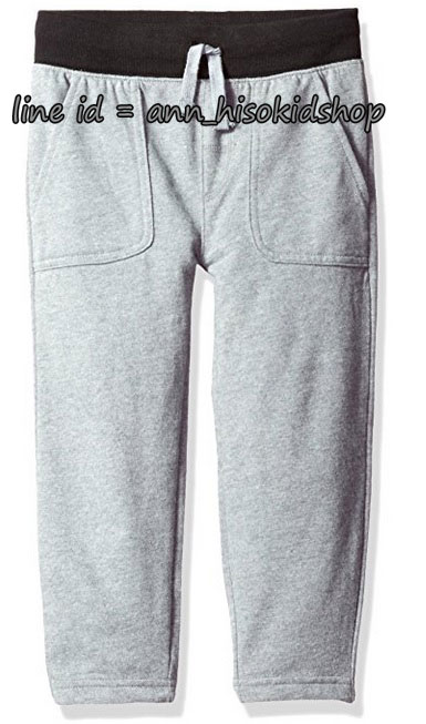 1960 The Children Place Jogger Pants - Grey ขนาด 5-6,7-8 ปี (ส่งฟรี ลทบ.)