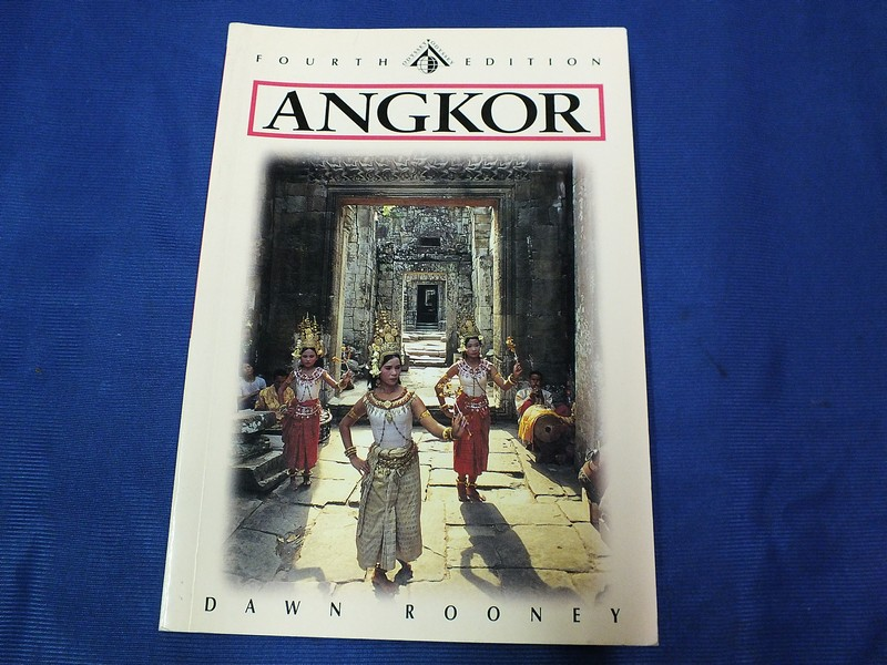 ANGKOR by DAWN ROONEY หนา 306 หน้า ปี 2002