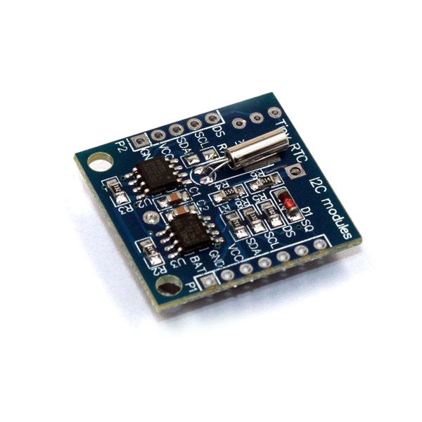 Tiny RTC I2C modules 24C32 memory DS1307 clock for arduino