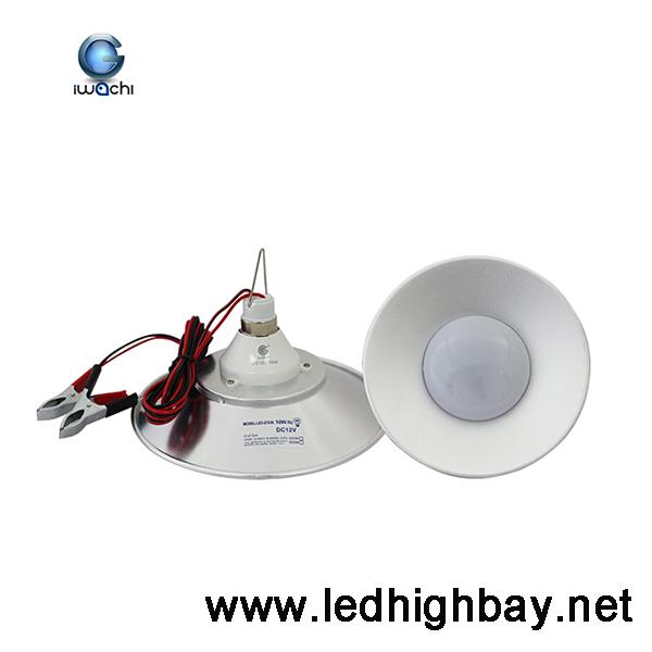 โคมไฮเบย์ Led ยี่ห้อ IWACHIรุ่น Z1036 10w (แสงขาว)