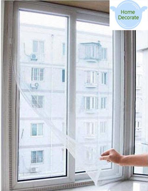 Home Decorate ม่านกันยุงอเนกประสงค์ สามารถติดได้ตามประสงค์ 1 ชิ้น