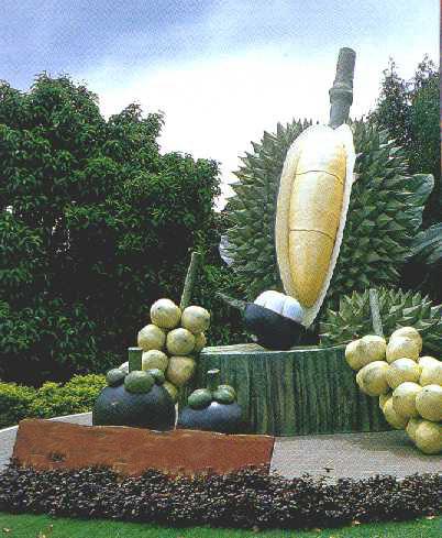เที่ยวจันทบุรี–สวนผลไม้