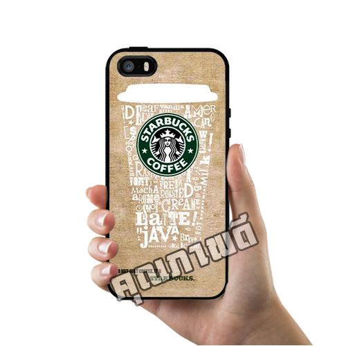 เคส iPhone 5 5s SE กาแฟอาร์ท เคสสวย เคสโทรศัพท์ #1321