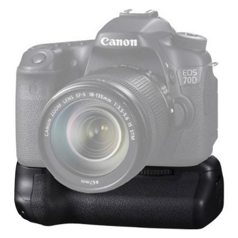 Neewer Canon 70D 80D Battery Grip เทียบเท่า BG-E14