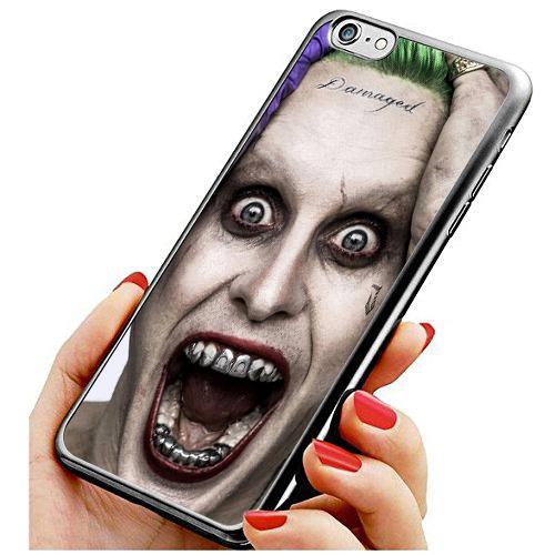 เคส โจ๊กเกอร์ Suicide Squad เคสโทรศัพท์ ไอโฟน 6 และ ไอโฟน 6s Joker