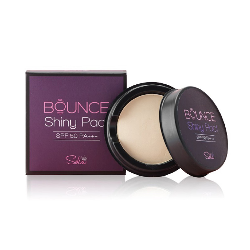 Sola Bounce Shiny Pact SPF50 PA+++ 12g #23 (Refill)