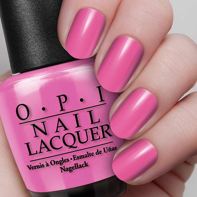 O.P.I Nail Lacquer #Suzi Has A Swede Tooth