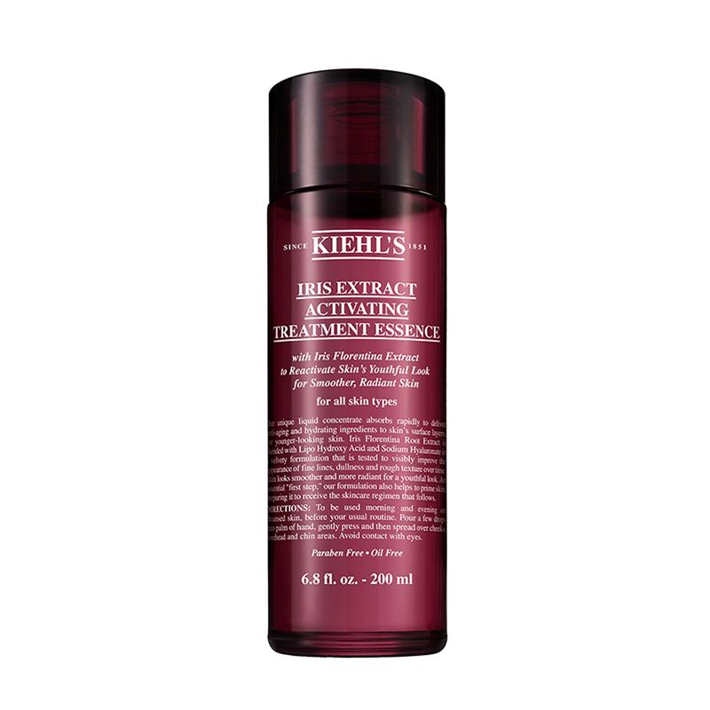 Kiehl's Iris Extract Activating Treatment Essence 200ml