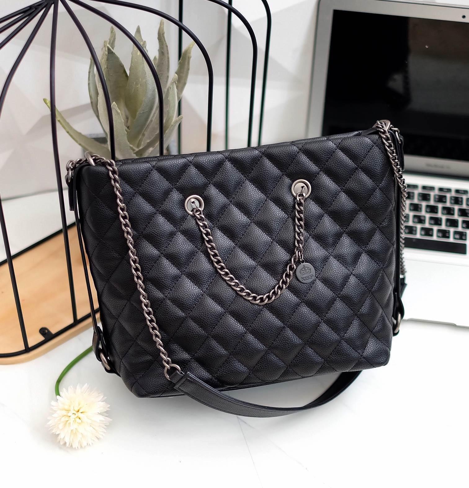 KEEP ' Stella ' bag *สีดำ