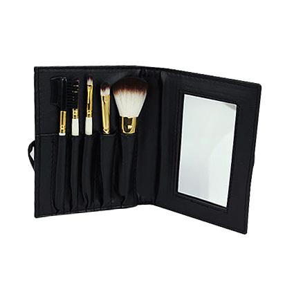 Bisous Bisous Makeup Brush Set 5 Items