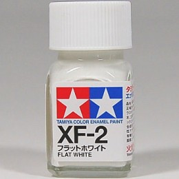 80302 Enamel (Flat) XF2 flat white