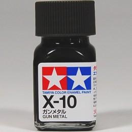80010 Enamel X10 Gun metal
