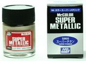 (เหลือ 1 ชิ้น รอเมล์ฉบับที่2 ยืนยัน ก่อนโอน) mr.super metallic sm05 super titanium 18ml.