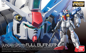82655 rg13 1/144 RX-78 GP01Fb Gundam GP01 Full Vernian