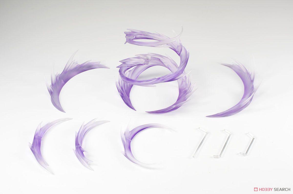 tamashii Soul Effect Wind Violet Ver. *ไม่มีคนนะครับ *