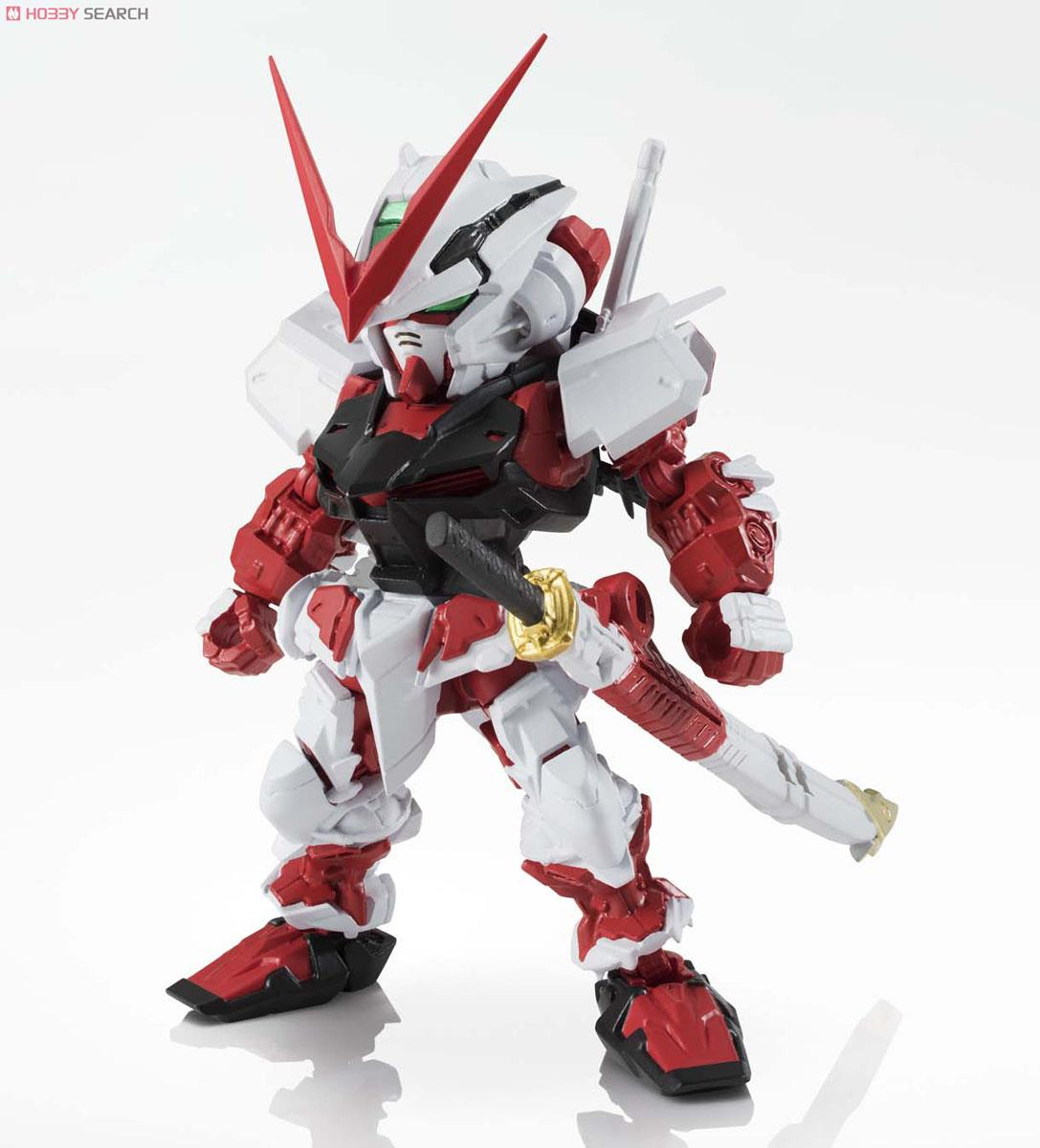 01260 Nxedge Style [MS UNIT] Gundam Astray Red Frame (Completed)