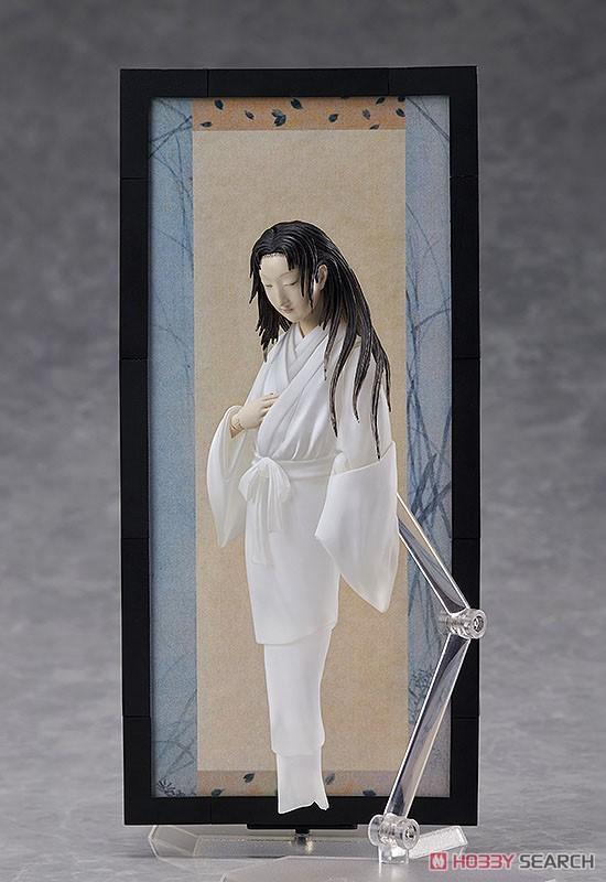 เปิดรับPreorder มีค่ามัดจำ 500 บาท figma Maruyama Okyo`s Yurei-zu (PVC Figure)//สูง 17 cm