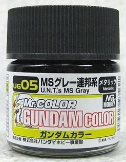 UG-05 U.N.T.'s MS gray