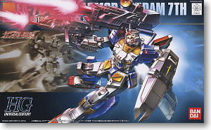 HGUC98 1/144 RX-78-3 FULL ARMOR GUNDAM 7TH 1500 yen