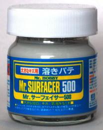 (เหลือ 1 ชิ้น รอเมล์ฉบับที่2 ยืนยัน ก่อนโอน) sf-285 mr.surfacer 500 (bottom) 40 ml.