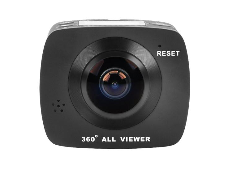 กล้อง 720 องศา Wi-Fi panoramic