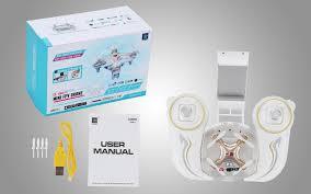 600401 mini FPV drone CX-10WD-TX
