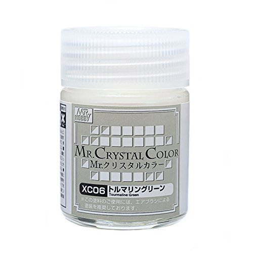XC-06 mr.crystal tourmaline green 18ml.