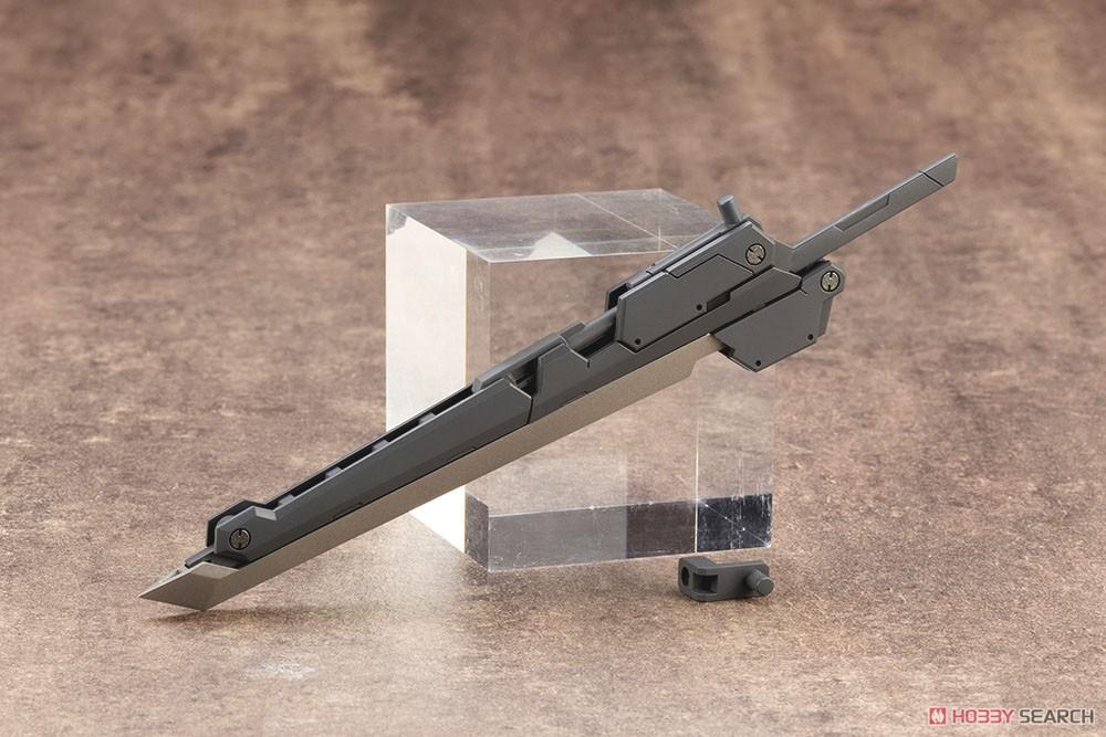 เปิดรับPreorder มีค่ามัดจำ 50 บาท Weapon Unit 06 Samurai Master Sword (Plastic model)