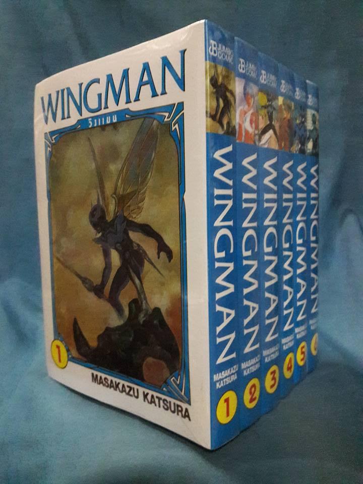 WINGMAN วิงแมน เล่ม 1-6 (จบ)