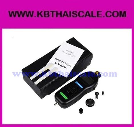 เครื่องวัดความเร็วรอบ 2in1 Digital Laser Tachometer ผลิตในไต้หวัน คุณภาพดี ราคาถูก