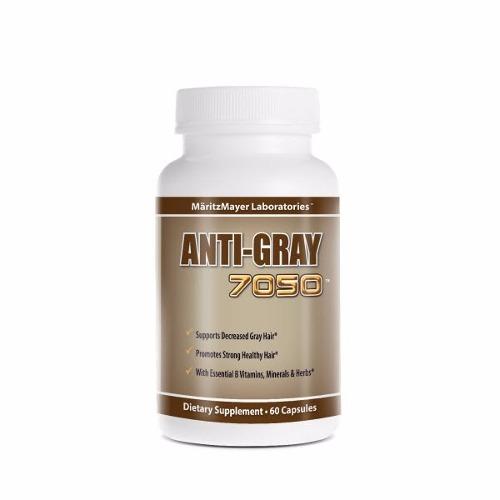 anti gray hair 7050 ป้องกันผมขาว