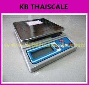 ตาชั่งดิจิตอล6kg เครื่องชั่งดิจิตอล6000g เครื่องชั่งตั้งโต๊ะ6kg ความละเอียด 0.5g ยี่ห้อ SDS รุ่น IDS703
